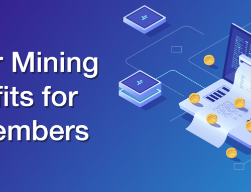 Greater Mining Benefits for our Members