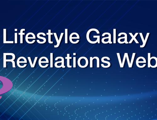 Lifestyle Galaxy Revelations Webinar