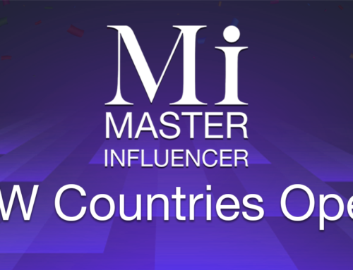 Master Influencer open for NEW Countries!