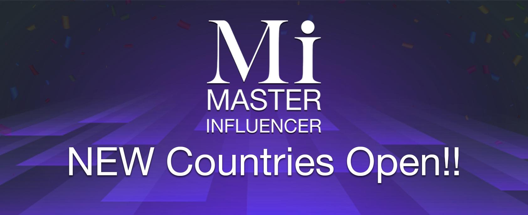 Mi New Countries Open