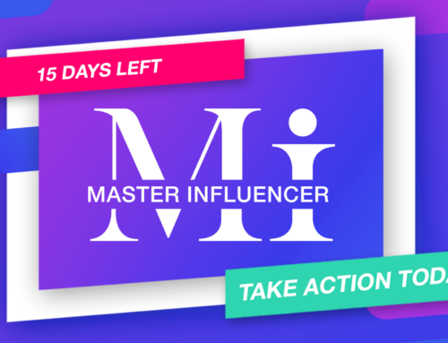 15 Days Left, Take Action NOW!