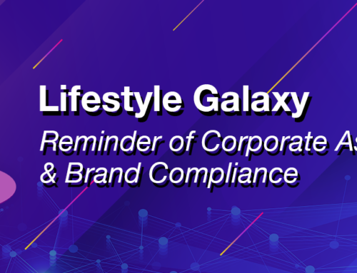Reminder of Corporate Association and Brand Compliance